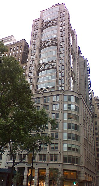 461 Fifth Avenue - Image: 461 5th Bisanz