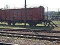 55 MÁV 1117 0053-4 tűzoltó vonat kocsija, 2018 Dombóvár.jpg