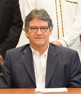 Gustavo Bell Colombian politician