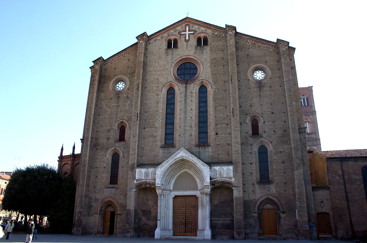 Basilica Di San Francesco Bologna Wikipedia