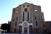 6049 - Bologna - San Francesco - Facciata - Foto Giovanni Dall'Orto, 9-Feb-2008.jpg