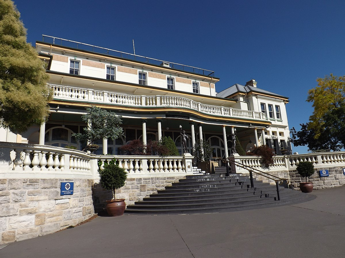 Carrington Hotel, Katoomba