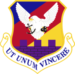 87th Air Base Wing - Image: 87th Air Base Wing Emblem