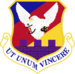 87th Air Base Wing - Emblem