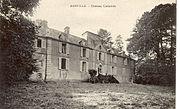 Carte postale du Château Colmiche