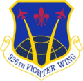926th Fighter Wing - Emblem.png