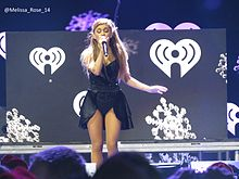 93.3 FLZ Jingle Ball Tampa Florida IMG 6812 (11490087595).jpg