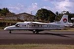 940400 SLU 78 Castries TLPC Do 228 Air Martinique F OGOZ backtracking.jpg