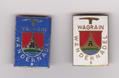 A-S-Wagrain - Wandernadeln Silber und Gold 1971 und 1972.png
