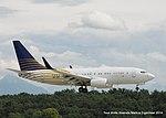 A6-AIN Boeing B737-7Z5-W BBJ B737 - ROJ (14862703336).jpg