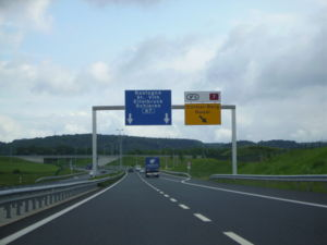 Transport in Luxembourg - Luxembourg's A7 motorway