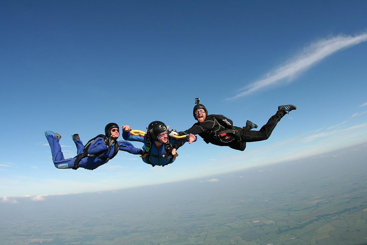 how to become a skydiving instructor in canada