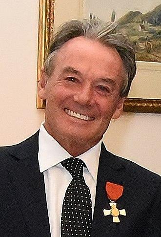 A. J. Hackett - Hackett in 2017
