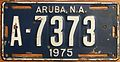 ARUBA 1975 -LICENSE PLATE - Flickr - woody1778a.jpg