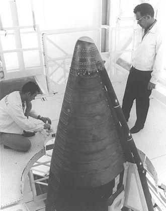 ASSET (spacecraft) - ASSET pre-launch checkout.
