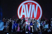 6 de enero: L.A. Vida nocturna y dentro de la cobertura de la industria de los premios AVN en Las Vegas en The Venetian.