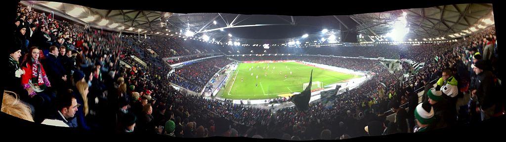 Hannover 96 | AWD-arena panorama