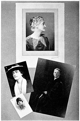 Frances St John Chappelle - A Few of the Eminent Women of California and Nevada, Fannie Brown Patrick, Anne Jennings Kluegel, Clelia G. Mosher, Frances St. John Chappelle