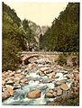 A View in the valley, Wehrathal, Black Forest, Baden, Germany-LCCN2002713559.jpg