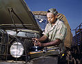 A good job in the air cleaner of an army truck, Fort Knox -2-.jpg