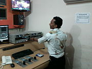 A producer working in Mohona TV-Rezowan.jpg