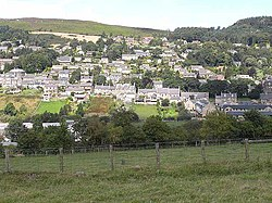 A prospect of Rothbury - geograph.org.uk - 1425893.jpg