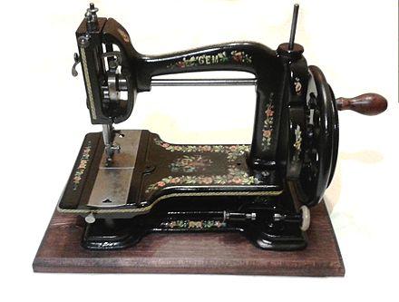 List Of Sewing Machine Brands Wikiwand Classy Sewing Machine Wikipedia