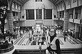 Aanstaande maandag voor het eerst vrouwen in de beurs in Amsterdam Carla Tijhof, Bestanddeelnr 927-7225.jpg