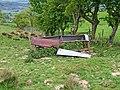 Abandoned farm equipment - geograph.org.uk - 1323191.jpg