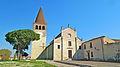 Abbazia di San Pietro (San Bonifacio), vista frontale.jpg