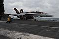 Aboard the aircraft carrier USS George H.W. Bush 141114-N-ZZ999-048.jpg