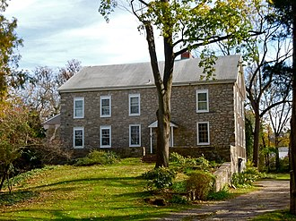 Plymouth Meeting, Pennsylvania - Abolition Hall, Butler Pike, north of Germantown Pike.