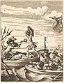 "Abraham Bosse after Claude Vignon, Illustration to Jean Desmarets' ""L'Ariane"", published 1639, NGA 60802.jpg"