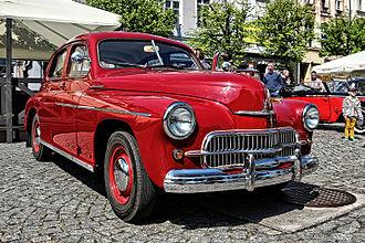 FSO Warszawa - FSO Warszawa M20 (200) 1957