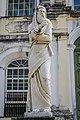 Abrigo Dom Pedro II Salvador Bahia Statue 2019-0511.jpg