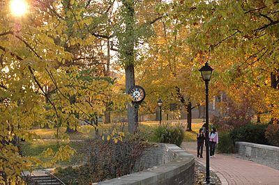 Miles Of Golf >> Denison University - Wikipedia, the free encyclopedia