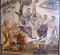 Accademia di platone, da villa di t. siminius stephanus a pompei, 124545, 03.JPG