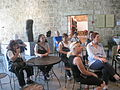 Achiam museum in the old Roman thermal baths of Shuni (Jabotinsky Park) in Binyamina 10.JPG