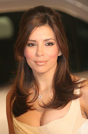 Actress Eva Longoria from Desperate Houseviwes...