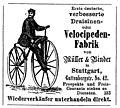 Ad of Erste Deutsche Velozipeden-Fabrik in Stuttgart.jpg