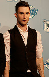 Adam Levine ai MuchMusic Video Award 2007.