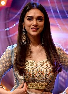 Aditi Rao Hydari on sets of The Drama Company.jpg