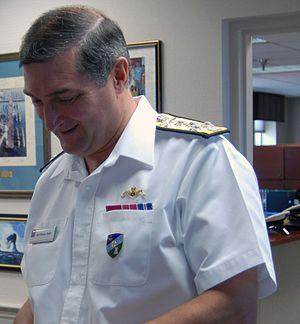 Trevor Soar - Admiral Sir Trevor Soar