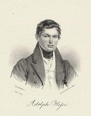 Adolf Friedrich Hesse - Adolf Friedrich Hesse, 1831