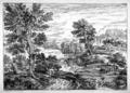 Adriaen van der Kabel - Two lovers in a landscape.png