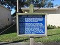 Advent Christian Church (Eau Gallie, Florida) Historical Marker 1.jpg