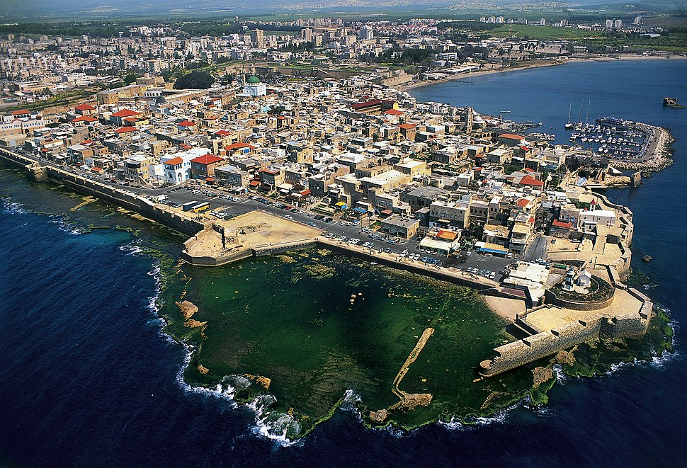 Aerial view of Acre 1