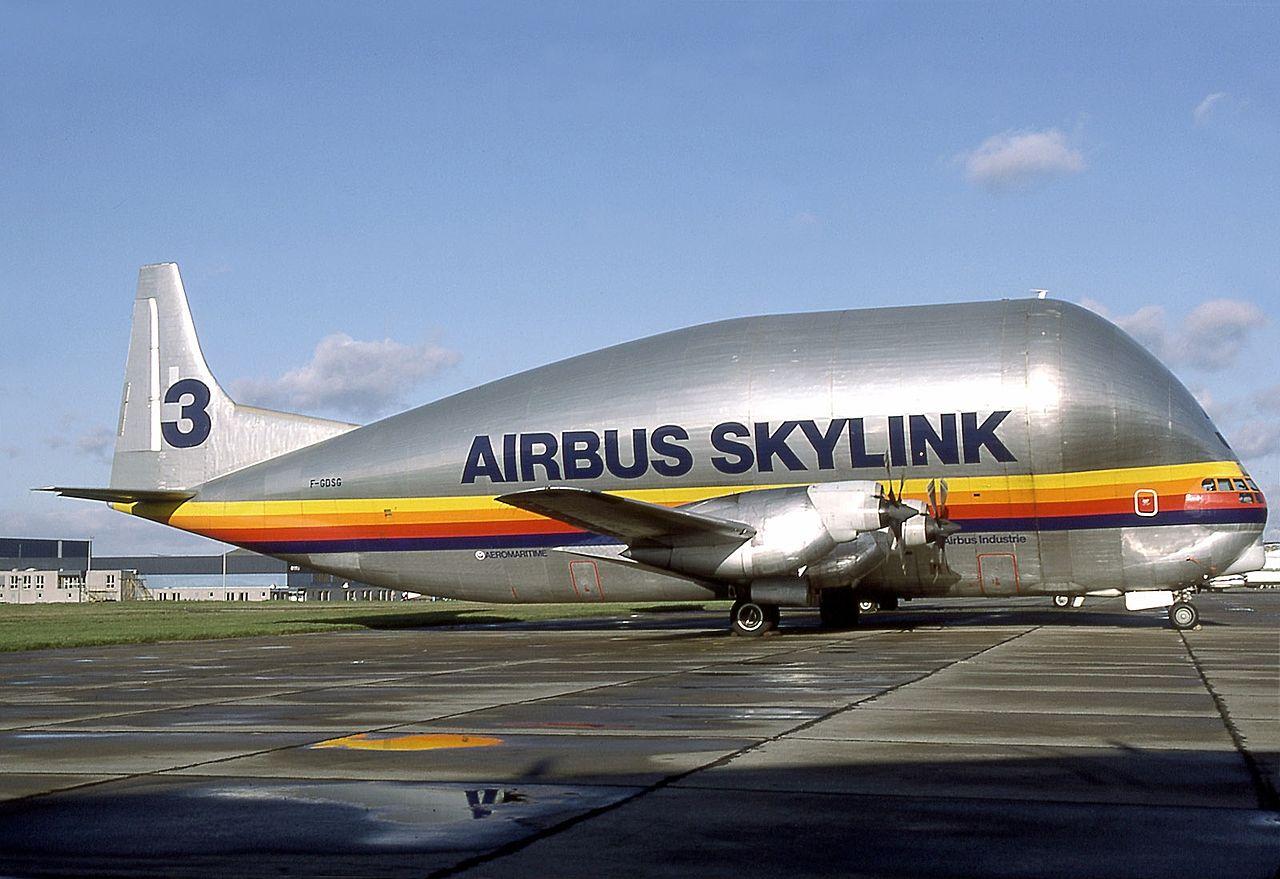 File Aero Spacelines 377sgt Super Guppy Turbine Airbus