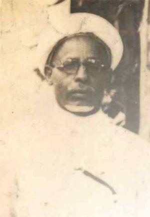 Ahmad Surkati - Sheikh Ahmad Surkati
