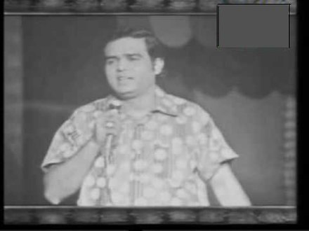 Ahmed Rushdi, the father of pop, also known as the first regular pop singer of south asia Ahmed Rushdi 1958.jpg